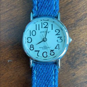 ⭐️Orvis Water Resistant Watch⭐️